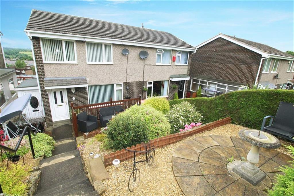 3 Bedrooms Semi Detached House for sale in Cheyne Road, Prudhoe, Northumberland