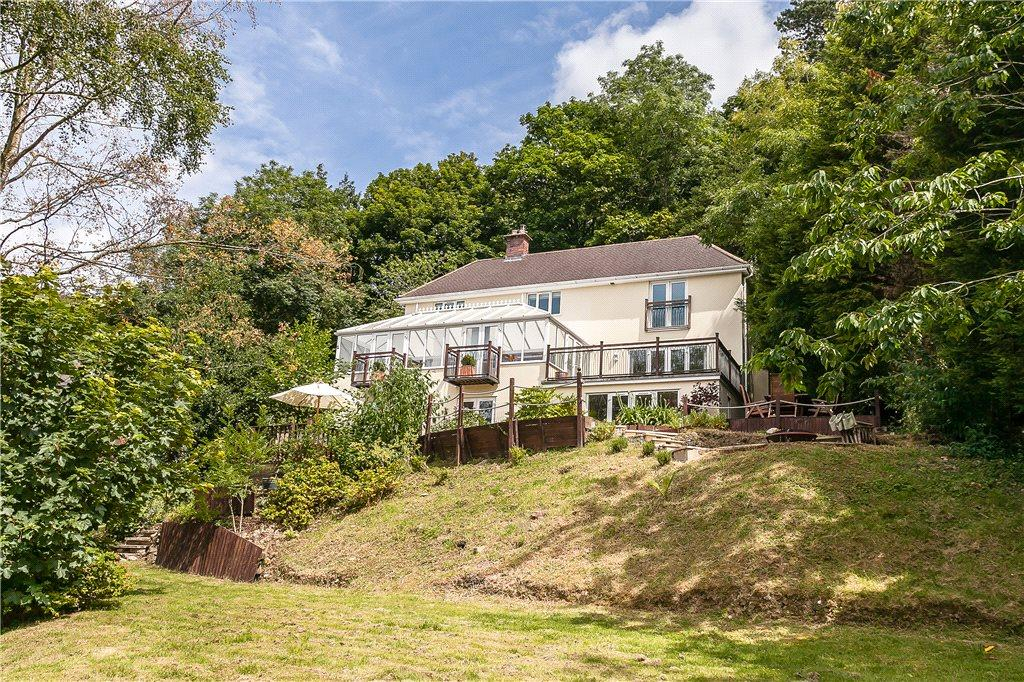 4 Bedrooms Detached House for sale in West Malvern Road, Malvern, Worcestershire, WR14