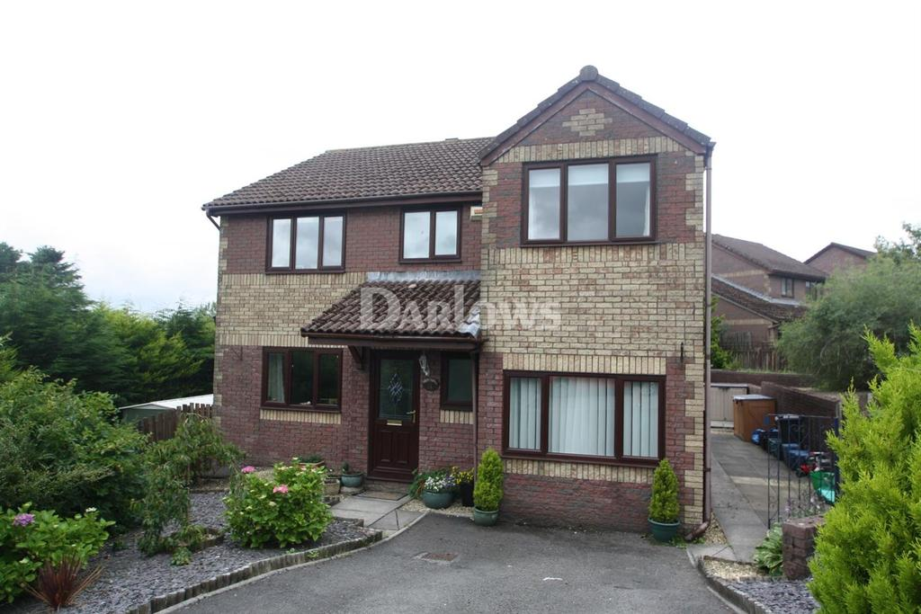 5 Bedrooms Detached House for sale in The Hawthorns, Pant