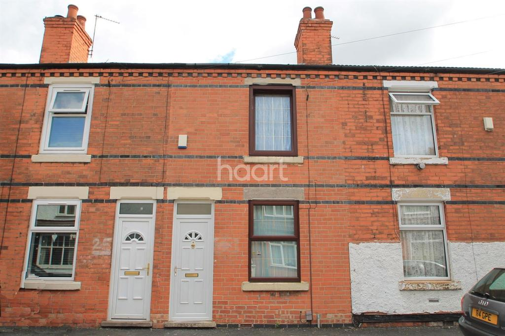 2 Bedrooms Terraced House for sale in Kimberley Street, Sneinton