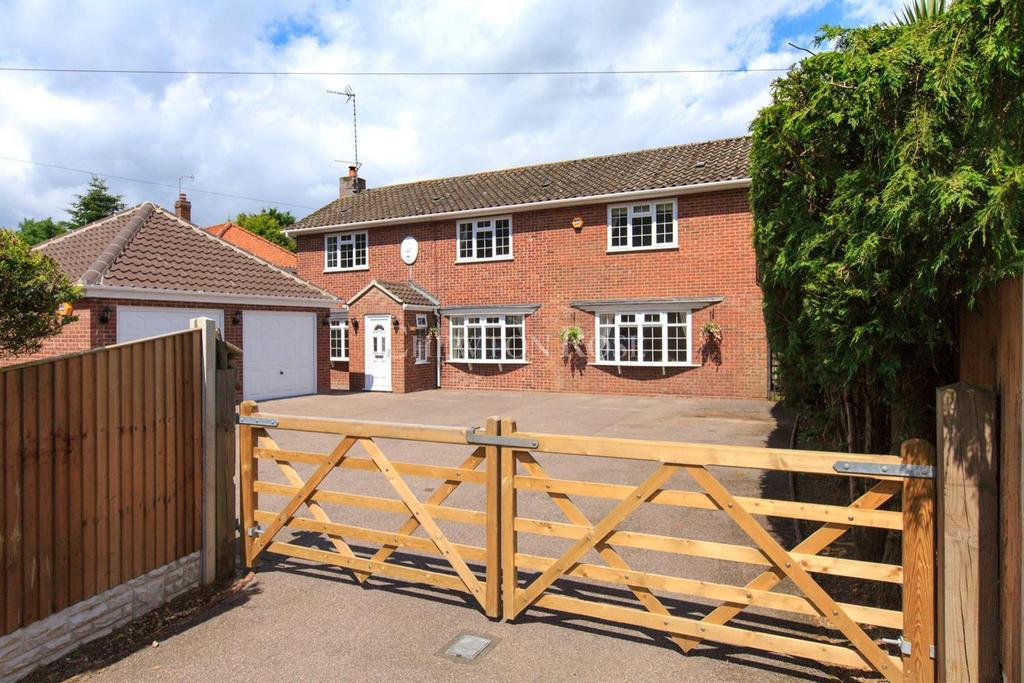 4 Bedrooms Detached House for sale in Norfolk Broads