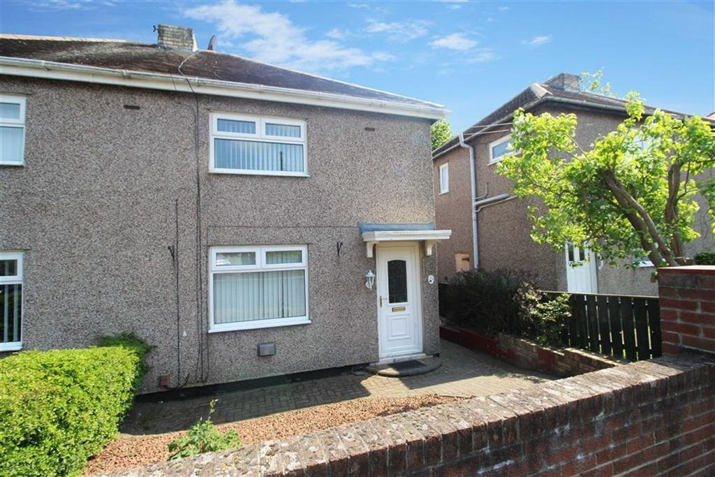 3 Bedrooms Semi Detached House for sale in Tyne Gardens, Ryton, Tyne And Wear