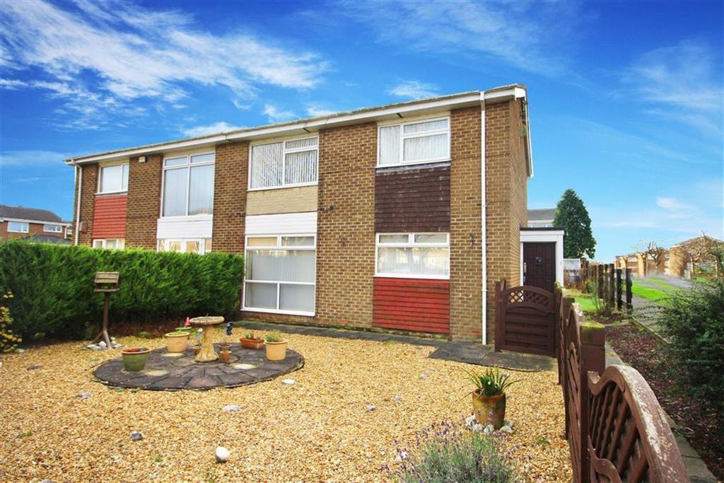 2 Bedrooms Flat for sale in Culloden Walk, Killingworth