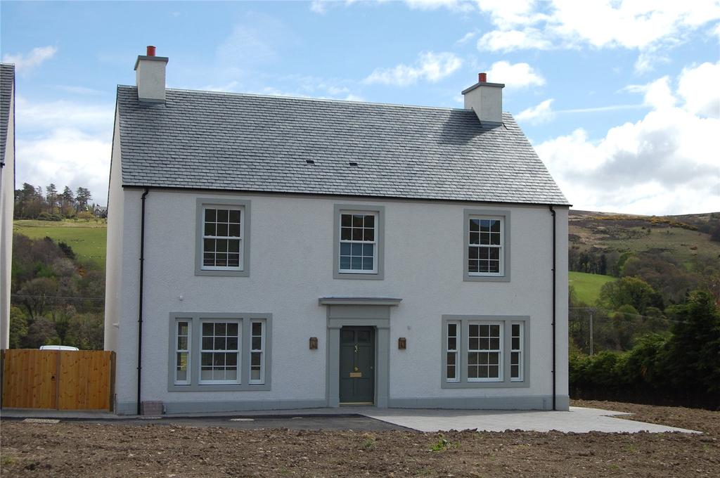 4 Bedrooms House for sale in Farmlea House, 8 Bardrochat View, Colmonell, By Girvan, South Ayrshire, KA26