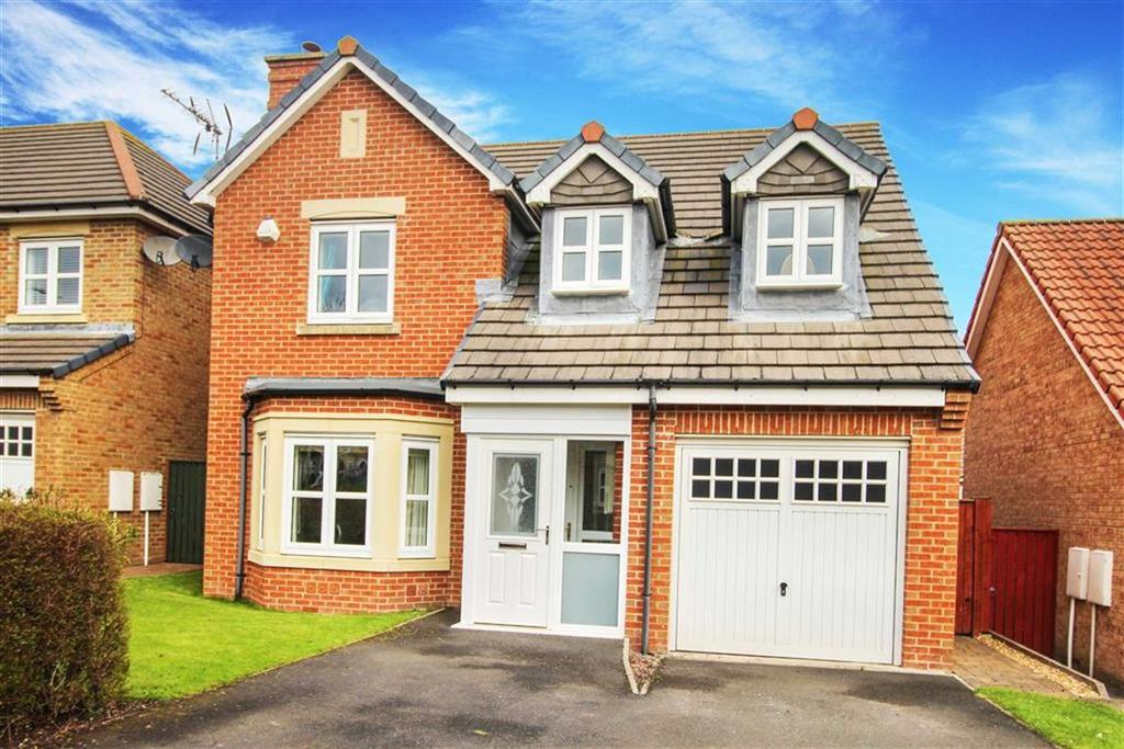 4 Bedrooms Detached House for sale in Younghall Close, Ryton, Tyne And Wear