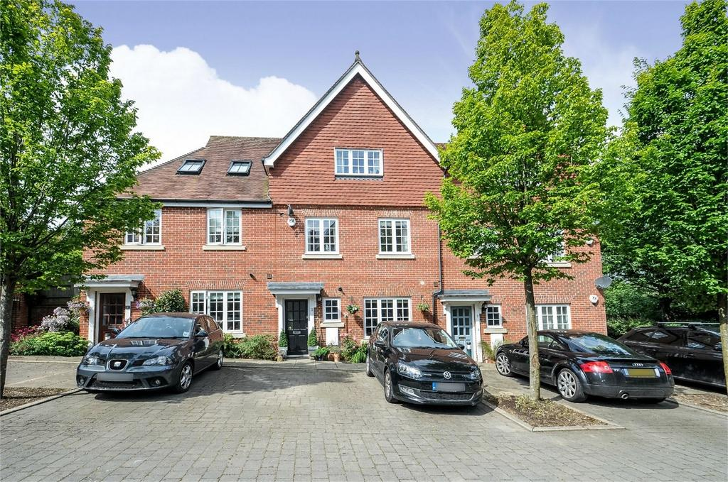 4 Bedrooms Town House for sale in Park Road, Winchester, Hampshire