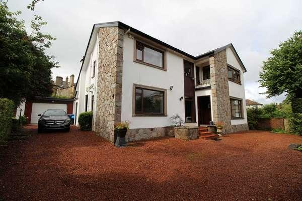 4 Bedrooms Detached House for sale in Greystones, 19 Octavia Terrace, Greenock, PA16 7SP