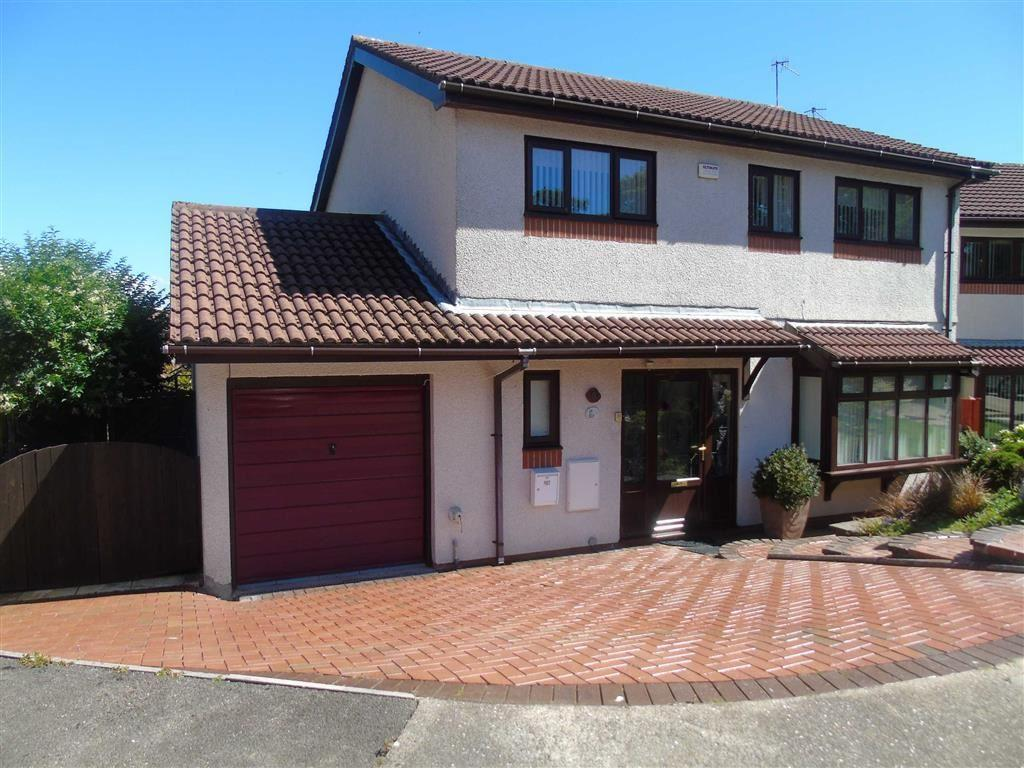 4 Bedrooms Detached House for sale in Bryn Derw Gardens, Morriston, Swansea