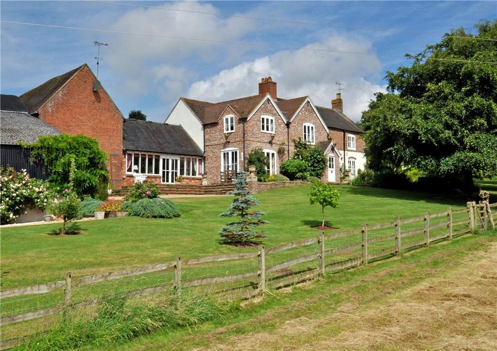 6 Bedrooms Farm House Character Property for sale in Faintree, Nr Bridgnorth, Shropshire, WV16