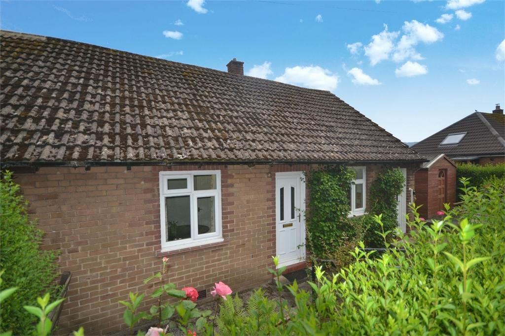 2 Bedrooms Semi Detached Bungalow for sale in The Pinfold, Rothbury, MORPETH, Northumberland