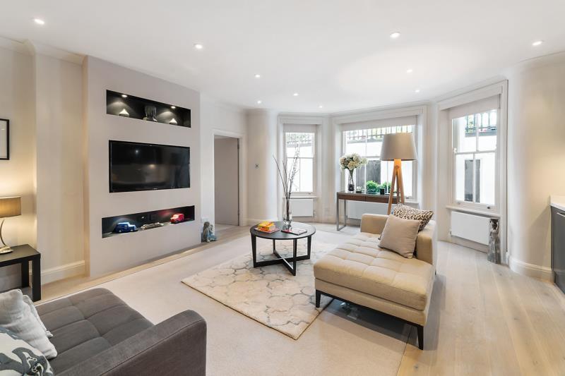 2 Bedrooms Flat for sale in Lexham Gardens, South Kensington, London, W8