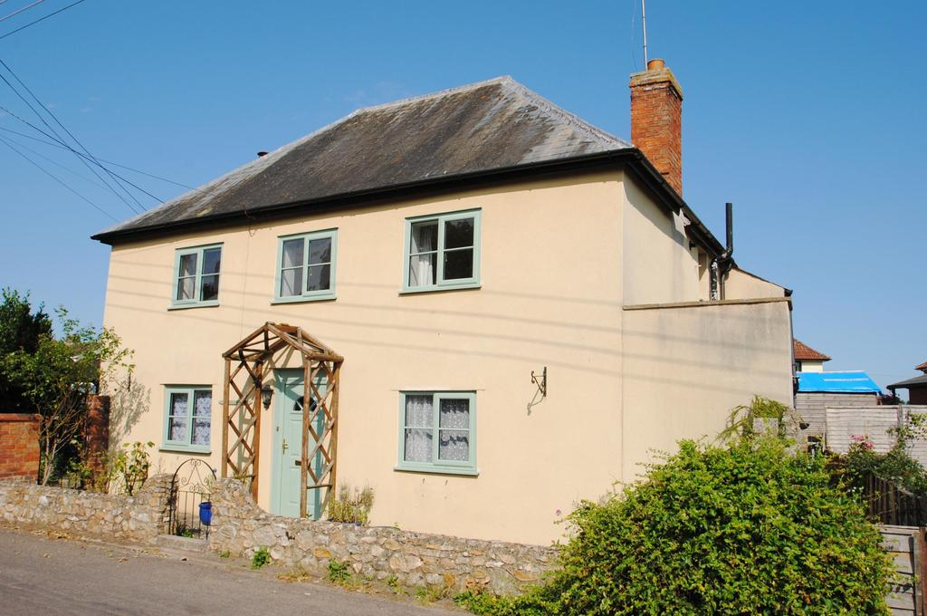 4 Bedrooms Detached House for sale in Greenway, North Curry