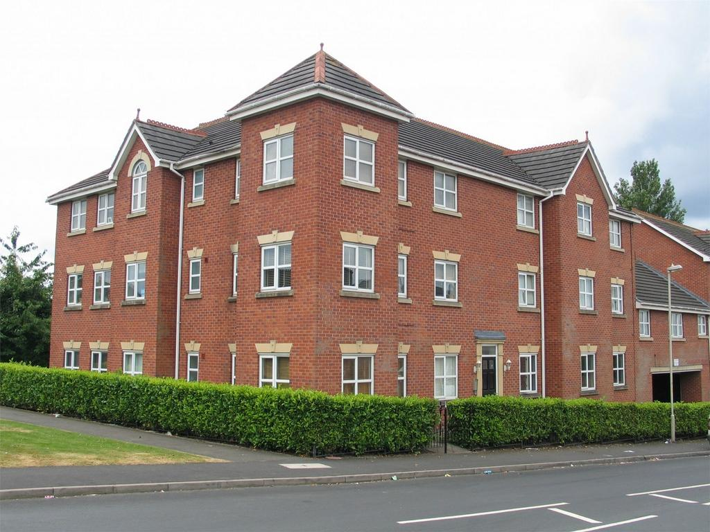 2 Bedrooms Flat for sale in Morris Court, Bull Street, BRIERLEY HILL, West Midlands
