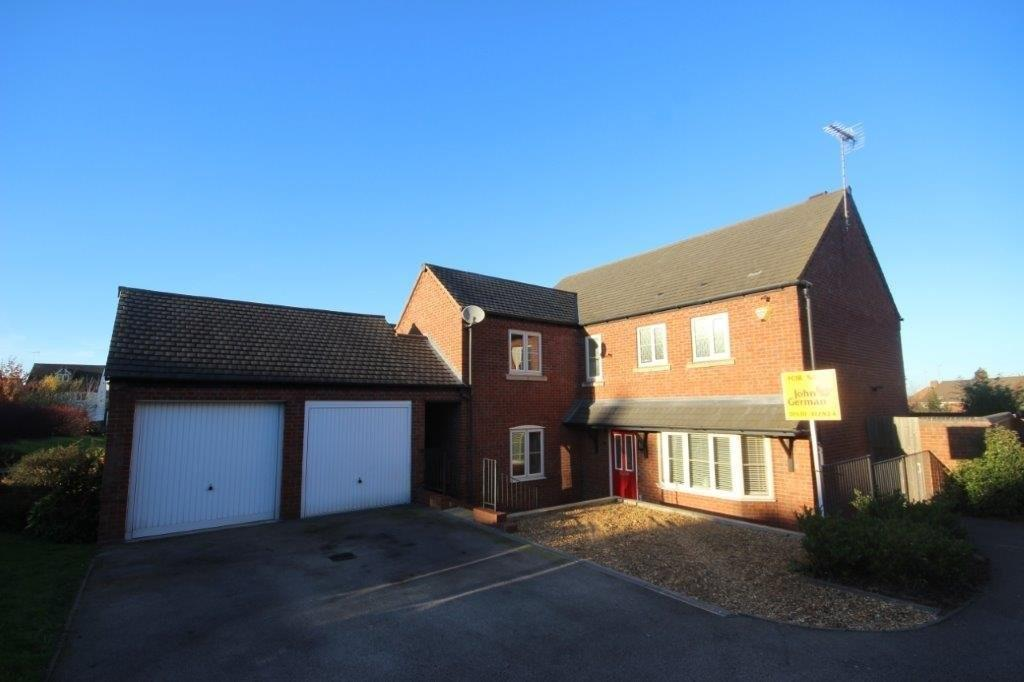 4 Bedrooms Detached House for sale in Brunt Lane, Woodville