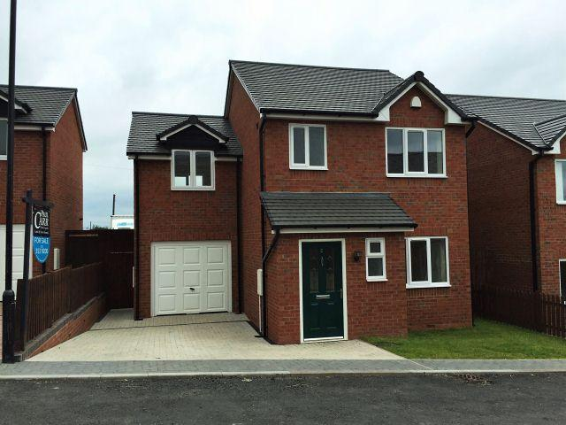 3 Bedrooms Detached House for sale in Grimstock Avenue,Coleshill,Birmingham