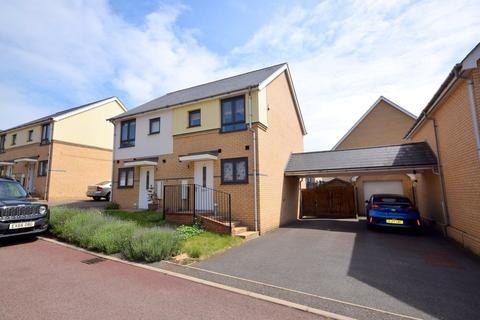 2 Bedroom Semi Detached House To Rent   Axial Drive, Colchester
