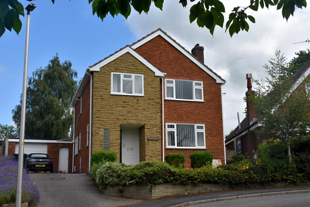 3 Bedrooms Detached House for sale in Spinner Crescent, Comberbach