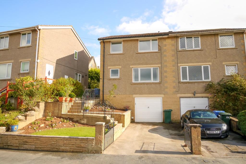 3 Bedrooms Semi Detached House for sale in 20 Wensleydale Avenue, Skipton