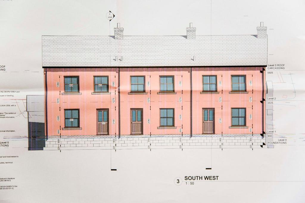 3 Bedrooms Terraced House for sale in Cottage 2, Bontnewydd Terrace, Trelewis