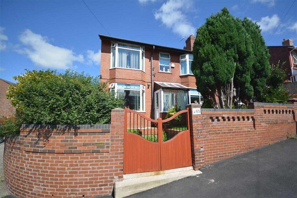 4 Bedrooms Semi Detached House for sale in Great Acre, Whelley, Wigan, WN1