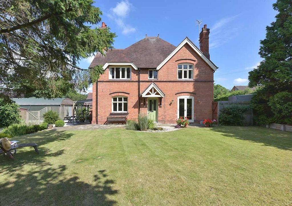 4 Bedrooms Detached House for sale in Old Northwick Lane, Worcester, Worcestershire, WR3