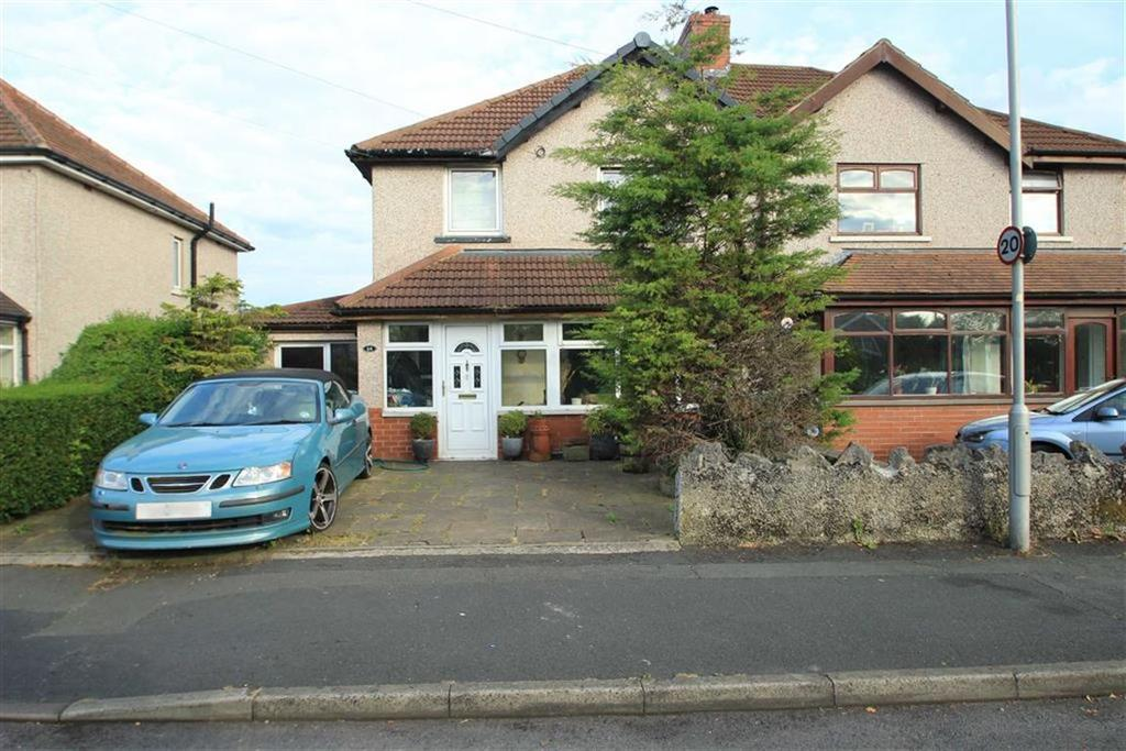 3 Bedrooms Semi Detached House for sale in Moorland Crescent, Clitheroe, Ribble Valley