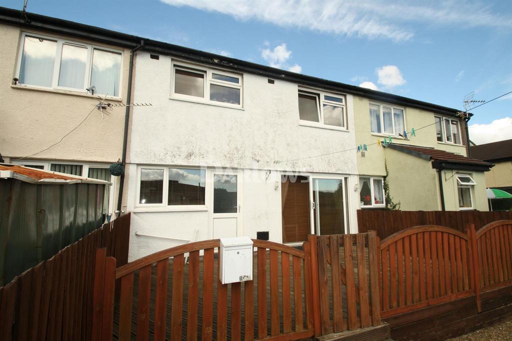 2 Bedrooms Terraced House for sale in Wordsworth Gardens Rhydyfelin