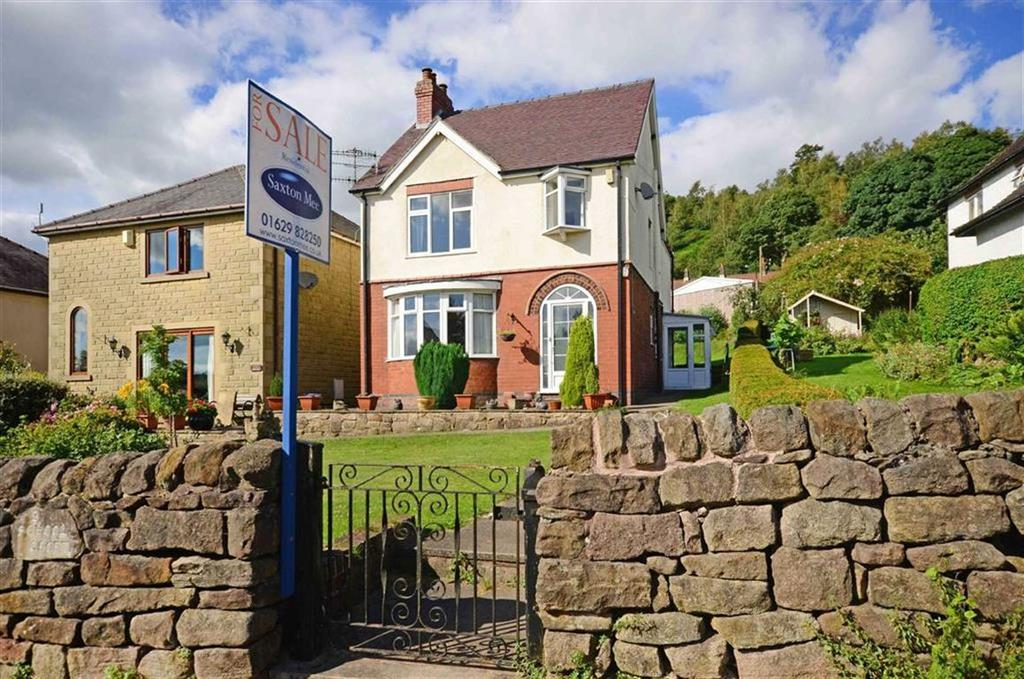 4 Bedrooms Detached House for sale in 3 School Croft, Yew Tree Hill, Holloway, Matlock, Derbyshire, DE4