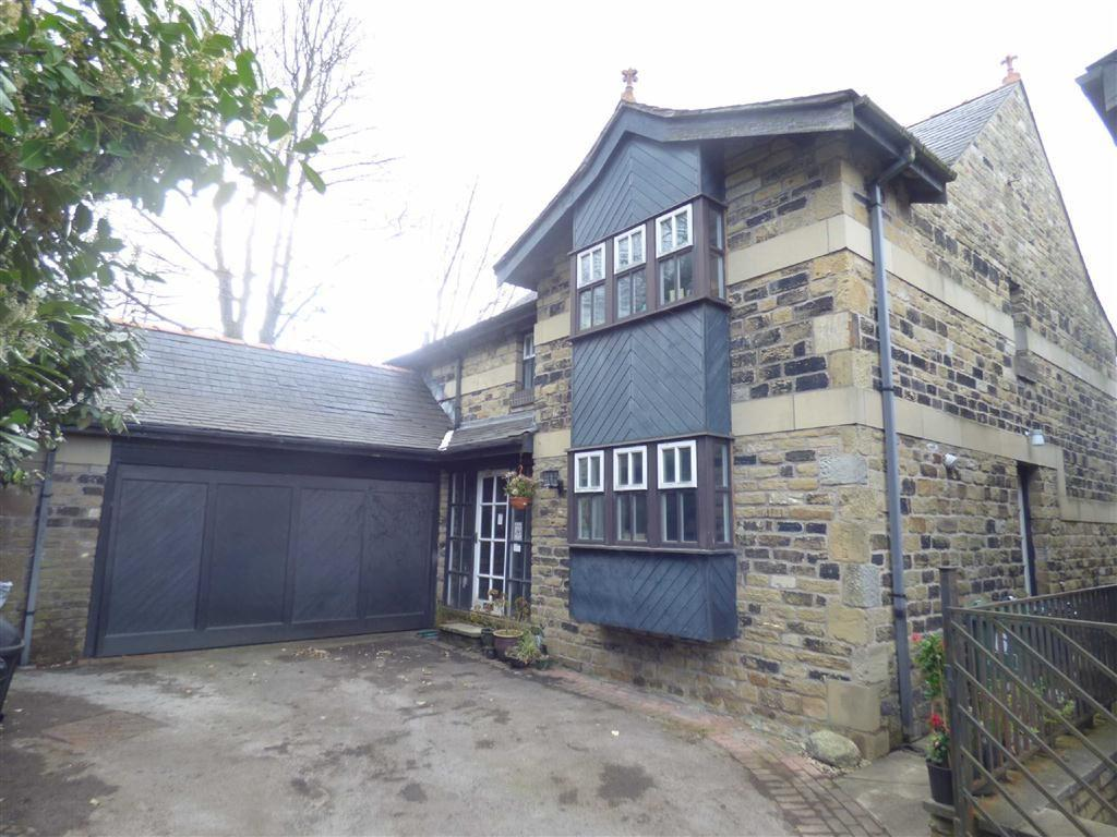 4 Bedrooms Detached House for sale in Dean Bridge Lane, Hepworth, HOLMFIRTH, West Yorkshire, HD9