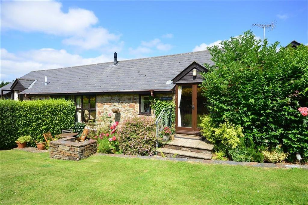 2 Bedrooms Semi Detached House for sale in Higher Hendham Barns, Woodleigh, Kingsbridge, Devon, TQ7