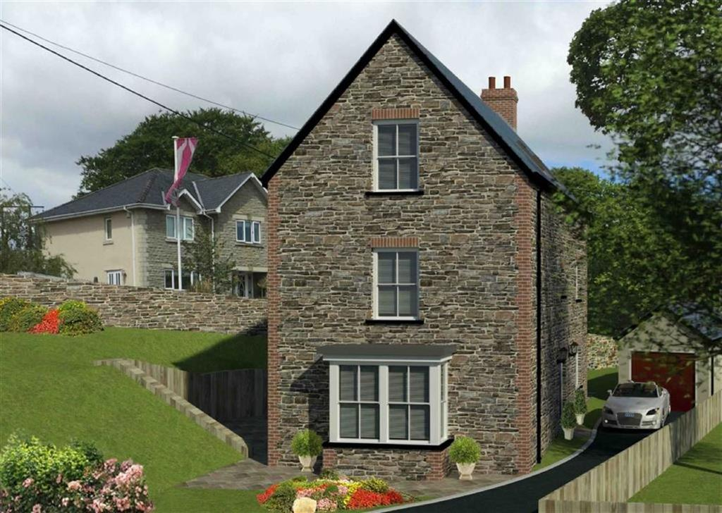 5 Bedrooms Detached House for sale in Woodland View, Blaenavon