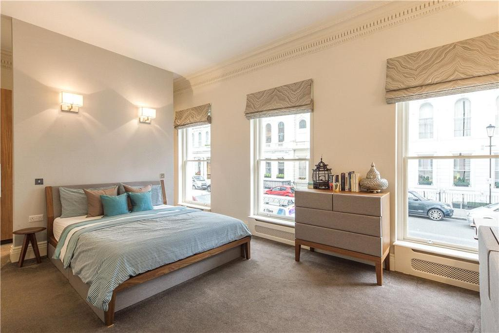 4 Bedrooms Flat for sale in Lancaster Gate, Hyde Park, London, W2