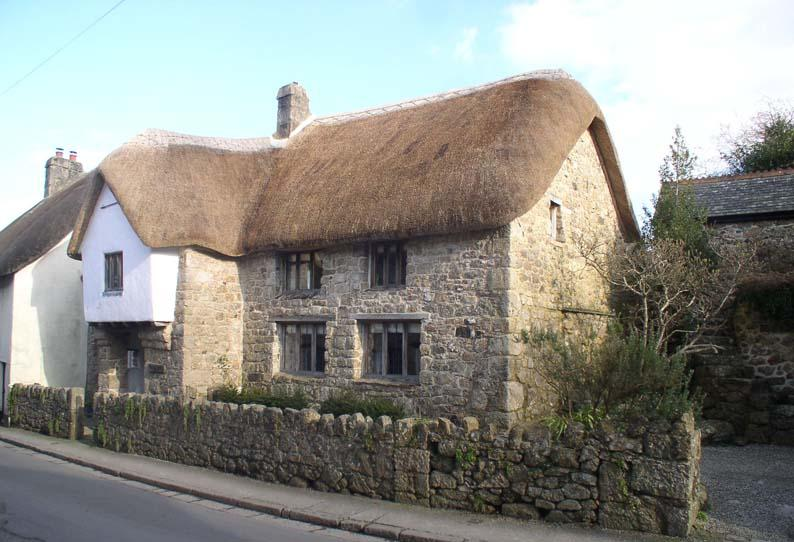 4 Bedrooms Town House for sale in Lower Street, Chagford TQ13