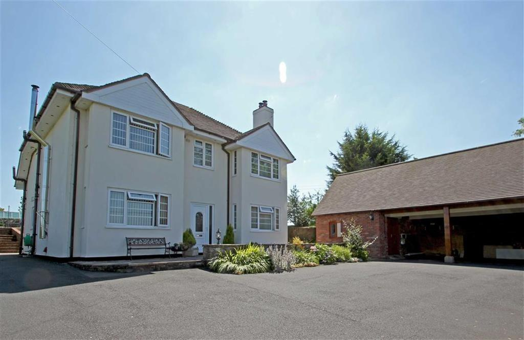 4 Bedrooms Detached House for sale in Clee Hill Road, Tenbury Wells, Worcestershire
