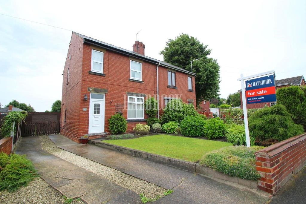 3 Bedrooms Semi Detached House for sale in Rockingham Road, Swinton