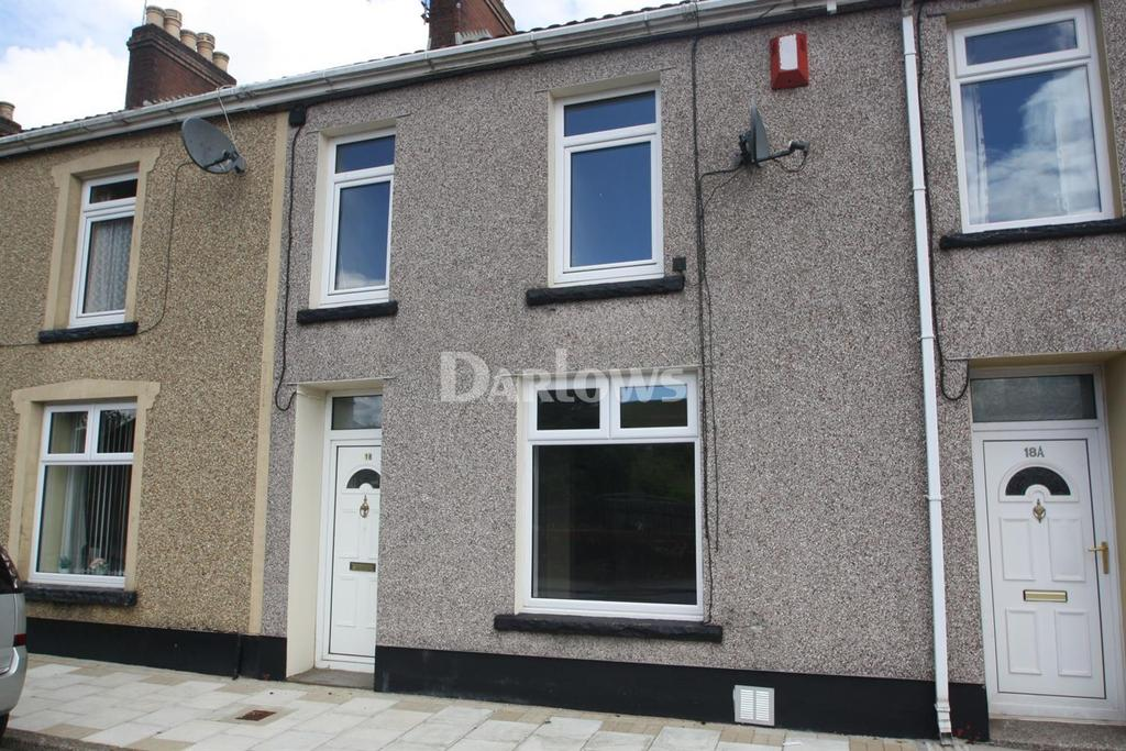 3 Bedrooms Terraced House for sale in Queens Crescent, Rhymney