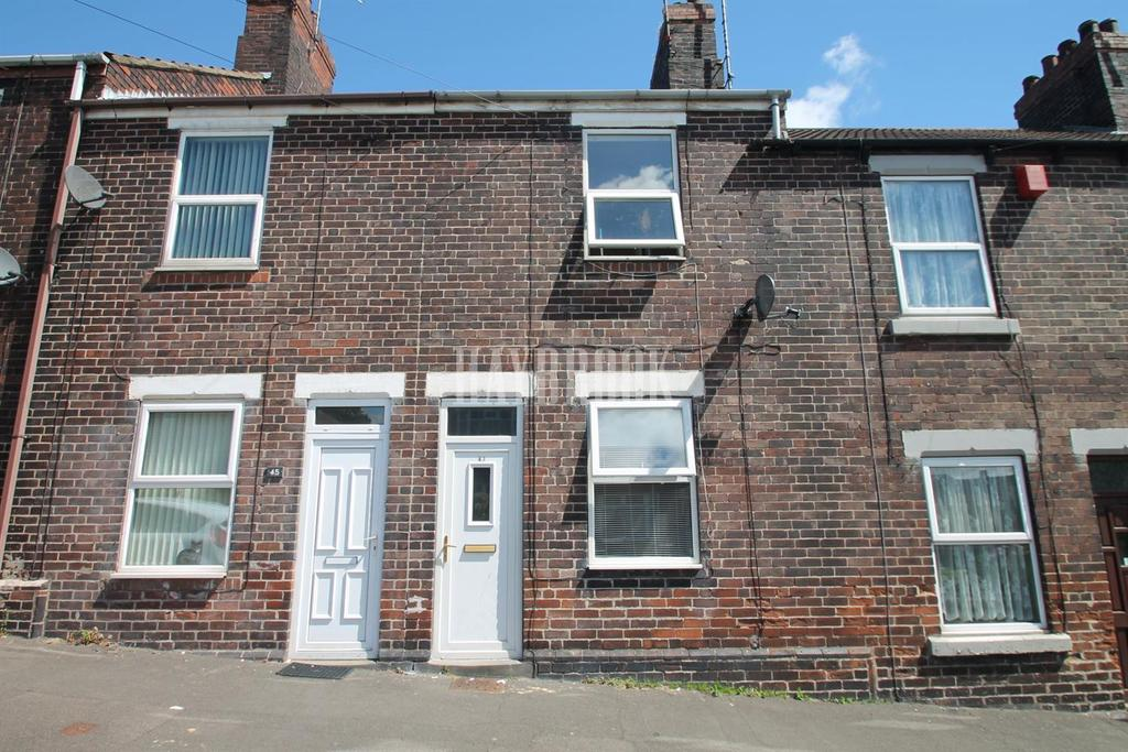 2 Bedrooms Terraced House for sale in Bradgate Road, Kimberworth