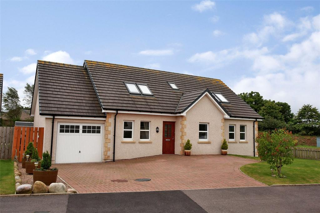 4 Bedrooms Detached House for sale in 2 Pittengardner Crescent, Fordoun, Laurencekirk, Aberdeenshire, AB30