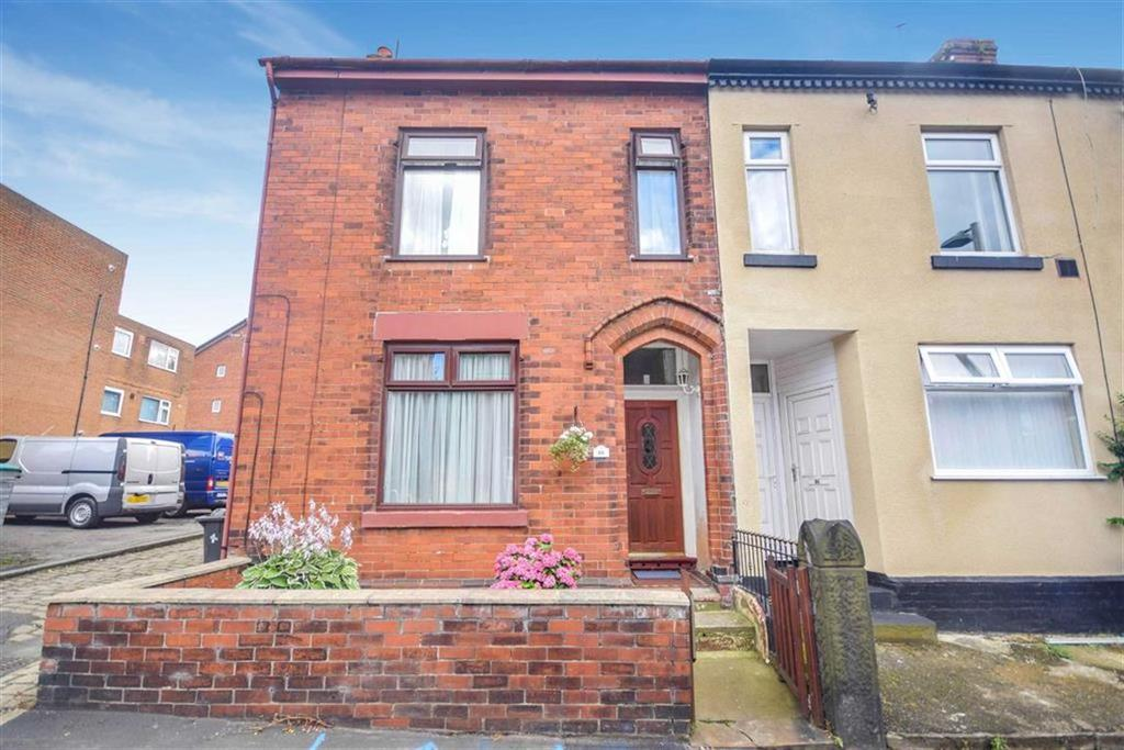3 Bedrooms End Of Terrace House for sale in Park Street, Swinton
