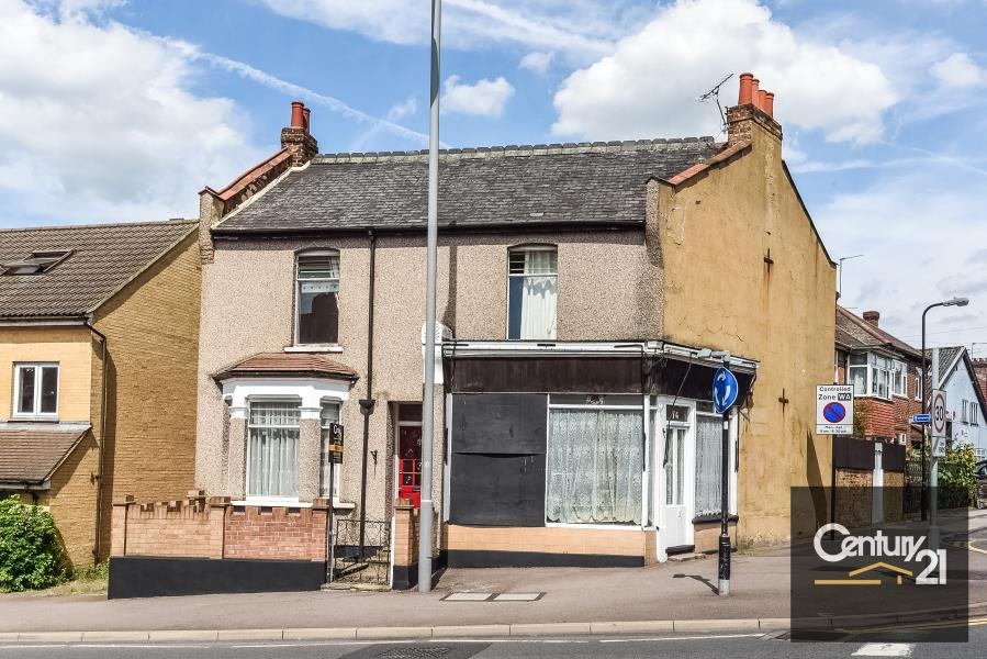3 Bedrooms Detached House for sale in Higham Hill Road, E17