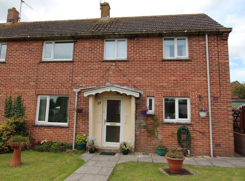 2 Bedrooms Semi Detached House for sale in Bishops Caundle, Sherborne, Dorset