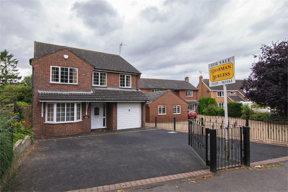 4 Bedrooms Detached House for sale in High Street, Swineshead, Boston, Lincolnshire
