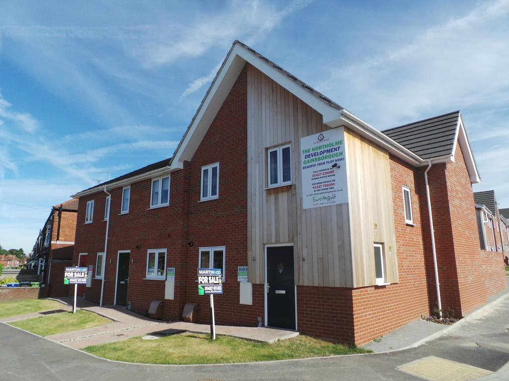 4 Bedrooms Town House for sale in Northolme View, Gainsborough