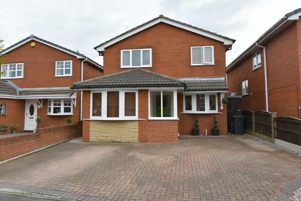 3 Bedrooms Detached House for sale in Turnberry, Skelmersdale