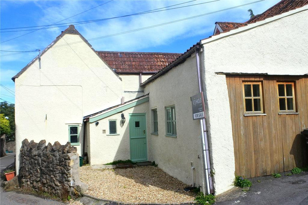 4 Bedrooms Semi Detached House for sale in High Street, Banwell, North Somerset, BS29