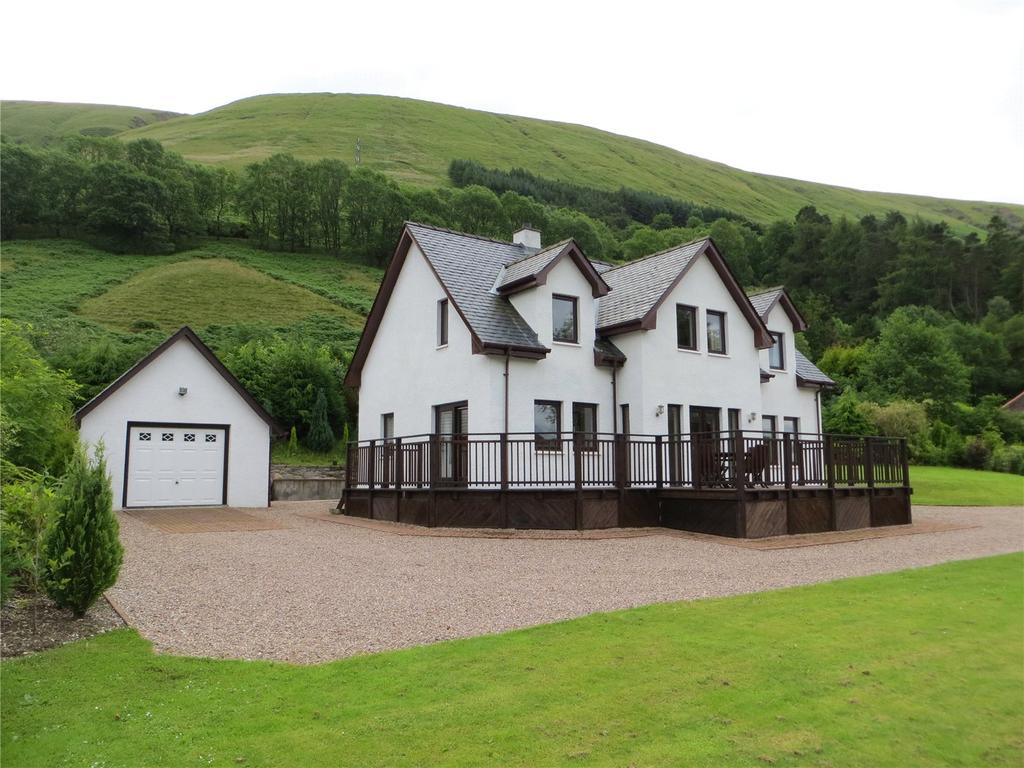 3 Bedrooms Detached House for sale in Letterfinlay, Spean Bridge, Inverness-Shire