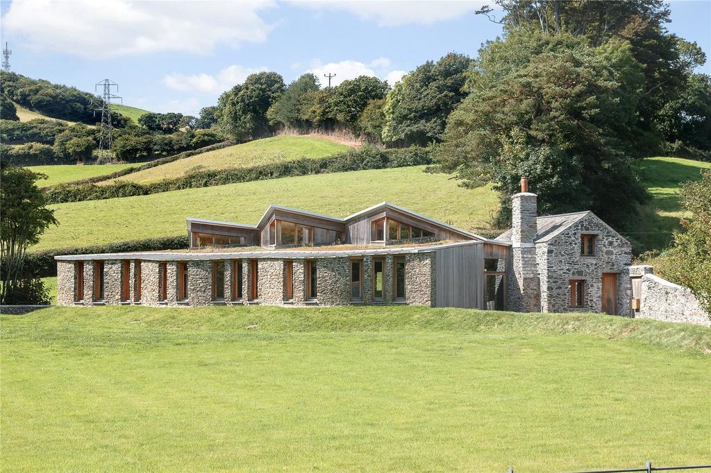 3 Bedrooms Detached House for sale in Ivybridge Road, Ermington, Ivybridge, Devon