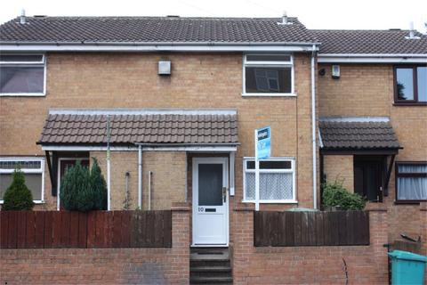 2 bedroom terraced house to rent - North Gate, Basford, Nottingham, NG7