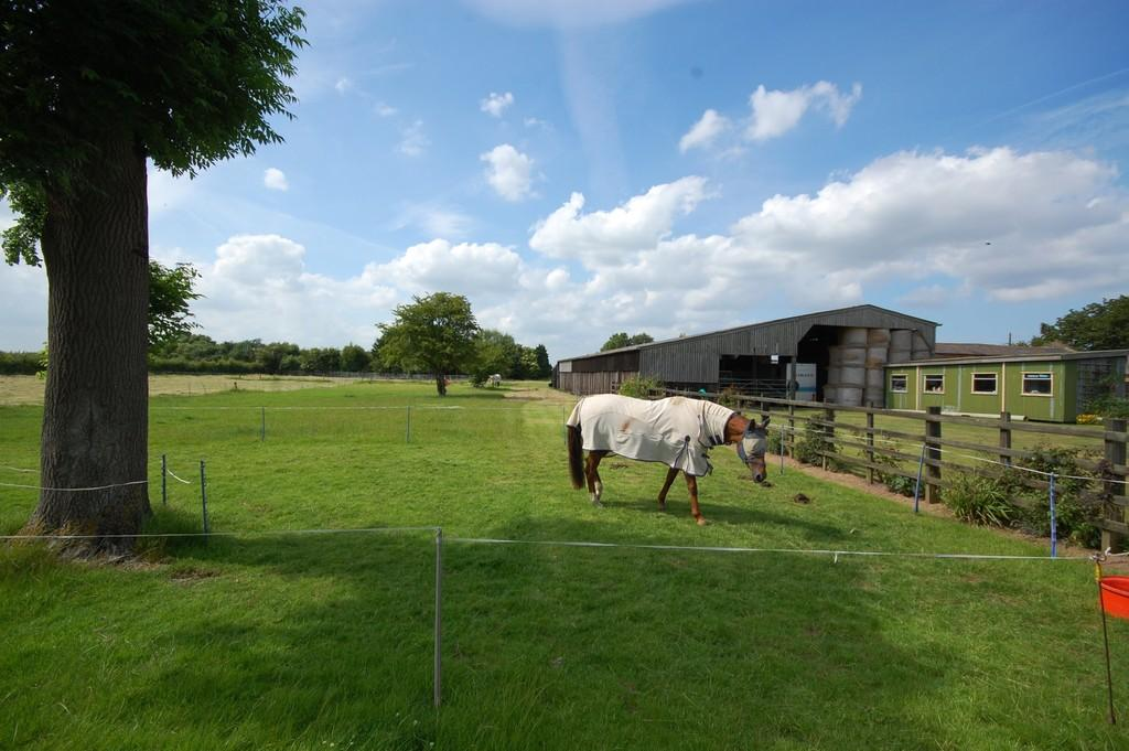 3 Bedrooms Equestrian Facility Character Property for sale in Saltfleetby, Louth