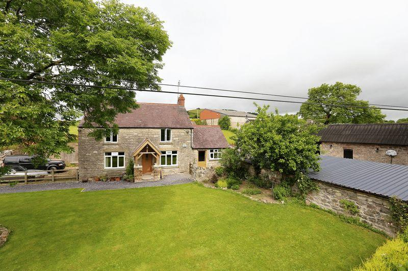 4 Bedrooms Detached House for sale in Llandegla, Wrexham
